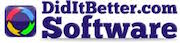 DidItBetter Software Logo